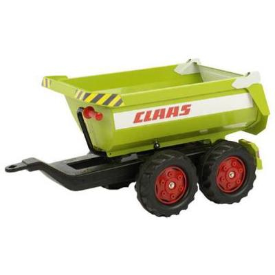 Rimorchio RollyHalfpipe Trailer Claas Rolly Toys