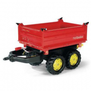 Rimorchio RollyMega Trailer Rosso Rolly Toys