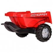 Rimorchio RollyKipper II Rosso Rolly Toys