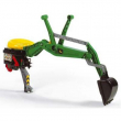 Scavatrice posteriore John Deere Rolly Toys