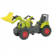 710232 Claas Arion 640 con ruspa Rolly Toys
