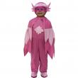 Super pigiamini costume Gufetta tg 5/7 anni