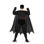 Demone pipistrello costume 8/9 anni