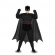 Demone pipistrello costume 6/7 anni