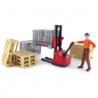 BWorld 62200 -  Set logistica