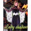 Lady Shadow taglia Unica
