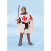 Costume Cavaliere Templare tg. 9/10 anni