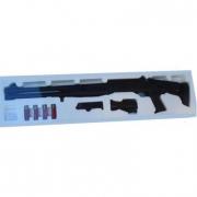 Fucile a pompa M186A con Red Dot ed Hop Up regolabile