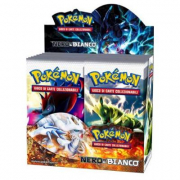 Carte Pokemon Nero e Bianco busta ass.