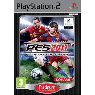 Pes 2011 Platinum Ps2