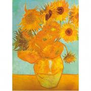 Van Gogh - Vaso con girasoli 1500 pezzi
