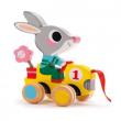 Trainabile Coniglio Roulapic Djeco