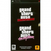 Gta Liberty + Vice City Stones PsP
