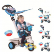 Triciclo Smart Trike Dream Blu
