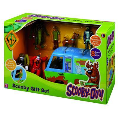 Scooby Doo Pulmino Con Personaggi Giochi Giocattoli