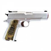 Hfc Pistola a gas argento air soft
