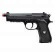 Pistola air soft Hfc nera a gas