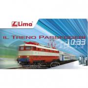 Treno passeggeri Lima HL1033