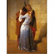 Hayez - Il bacio 1000 pezzi