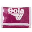 Portafoglio Gola Coppola Glitter Fuchsia/White