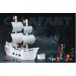 Nave Pirata cartone in kit