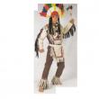 Costume Gran Capo Sioux 5/6 anni