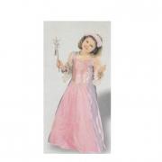 Costume Principessa Lilla e Rosa 6/7 anni