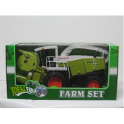 Mietitrebbia Farm Set