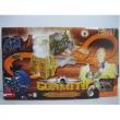 PISTA GORMITI LUMINOS TRACK SCALA 1/64 MONDO MOTORS
