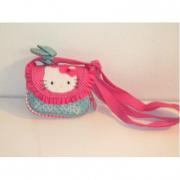Hello Kitty tracollina mini pink
