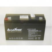 Batteria ricaricabile 6V 10 Ah