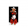 Costume Cowboy Baby 4/5 anni