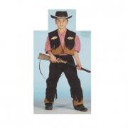Costume Cowboy Sceriffo 5/6 anni