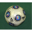 Pallone calcio Mikado football Italia diam. 23 cm.