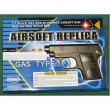 Pistola Airsoft Replica Gas Type