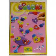 Crea i Bijoux in feltro Colori 6+