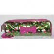 Portamatite Fucsia Green Hello Kitty