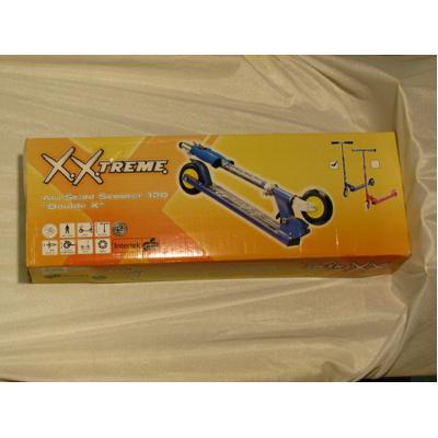 """Monopattino X.X.Treme 2 ruote """"Double X 120"""""""