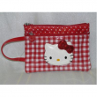 Busta con maniglia Lolly Red Hello Kitty