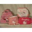 Slip Hello Kitty con borsetta di carta 3 pezzi Tg. 4/5