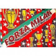 Bandiera Milan cm.100x140