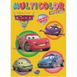 """Album da colorare """"Multicolor special - Cars"""""""