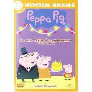 Peppa Pig - La mia festa di compleanno! Dvd