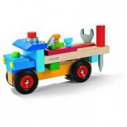 Camion in legno meccanico Janod