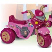 Moto Elettrica Kid Funky Biemme rosa