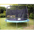 Trampolino elastico Combo 10 ft + rete protezione