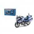 Moto BMW Polizia 1:12