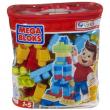 Megabloks Sacca Maxi mattoncini 60 pezzi 8194