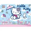 Puzzle Hello Kitty e il suo mondo 300 pezzi