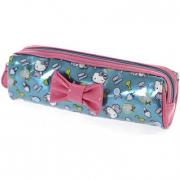 Portamatite Pink Blue Hello Kitty